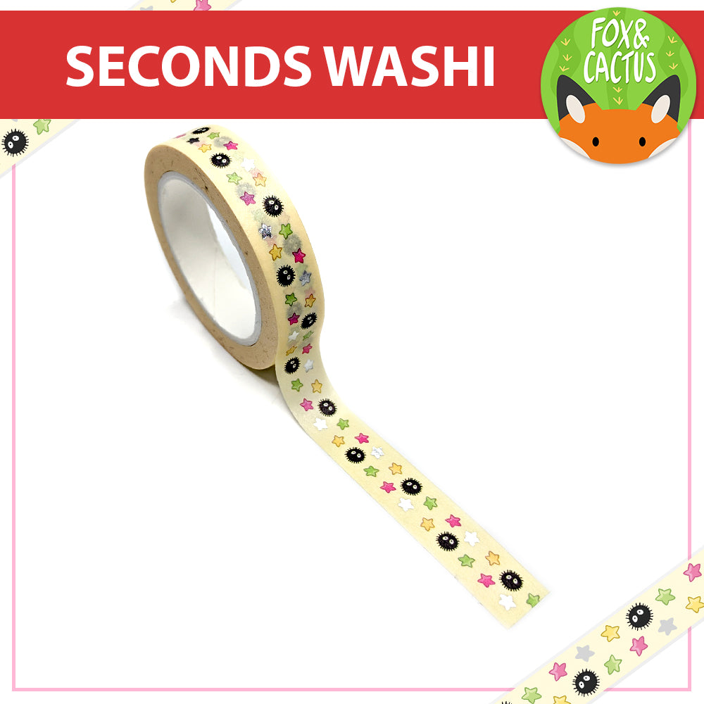 Seconds Quality Washi Tape (UP TO 60% OFF)