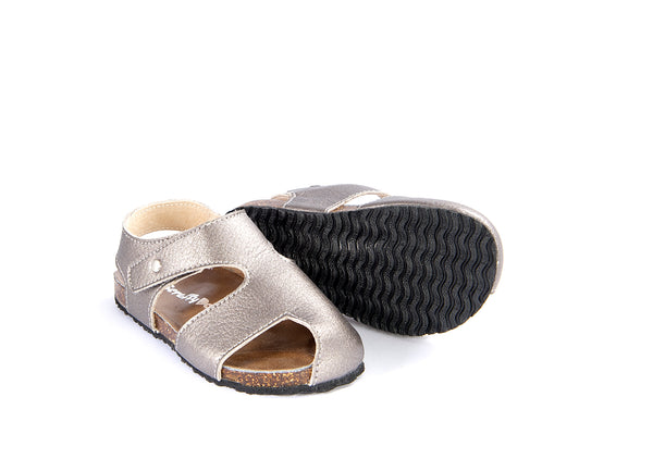 Buddy sandals Pewter, Flat rate $5.00