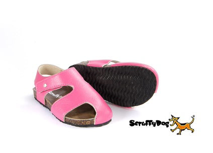 Buddy sandals Hot Pink, Flat rate $5.00