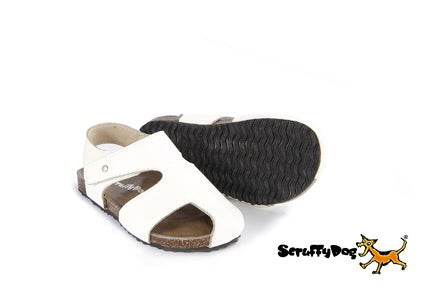 Buddy sandals White, Flat rate $7.00