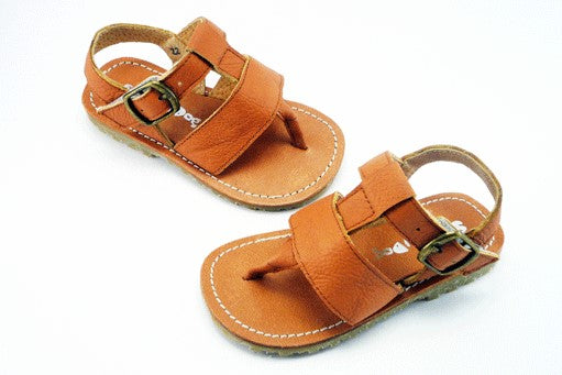 Joey sandals Tan, Flat rate $5.00
