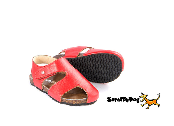 Buddy sandals Red,  Flat rate $7.00