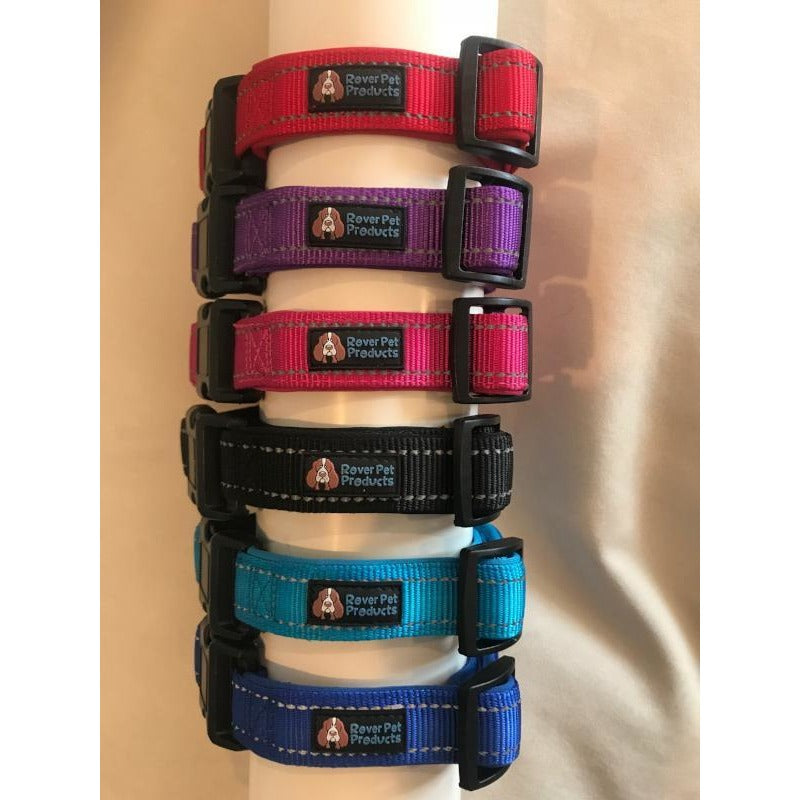 Neoprene Collars & Leads - Rover Pet Products
