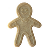 Nylon Gingerbread Man
