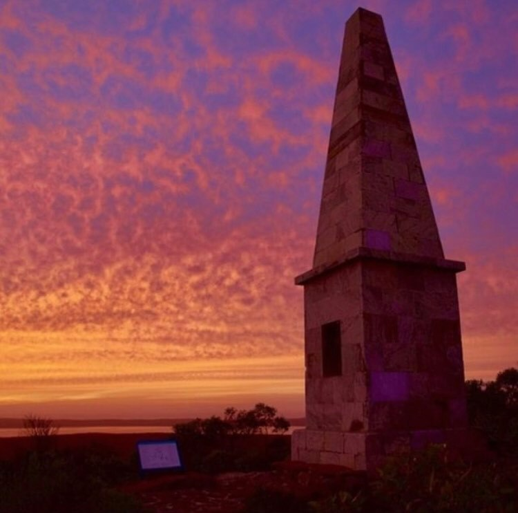 Flinders Monument, Stamford Hill, historic, Matthew Flinders, Eyre Peninsula, Port Lincoln, South Australia, Lincoln National Park, explore, trek, hike, sunrise, fitness, family, fun, memories, holiday, destination, Donington Cottage, accomodation