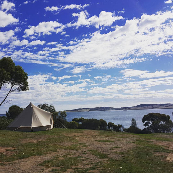 Grapest South Australia - Standard Glamping Package for 6 people @ Lake Breeze Wines 17th - 19th November 2017