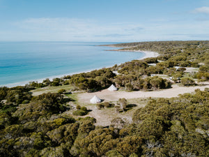Launch Event Glamping Accommodation & Seafood Dinner SEA EAGLE SITE 19th - 20th Sept 2020 Min 2 People