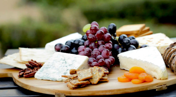 Glamping Gourmet Cheese Platter - per person
