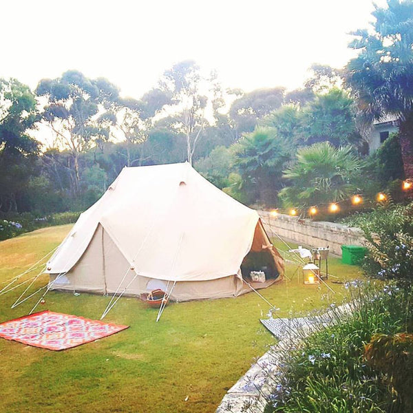 Alma's Hem Glamping Package for 6 people December 2nd - December 3rd 2017