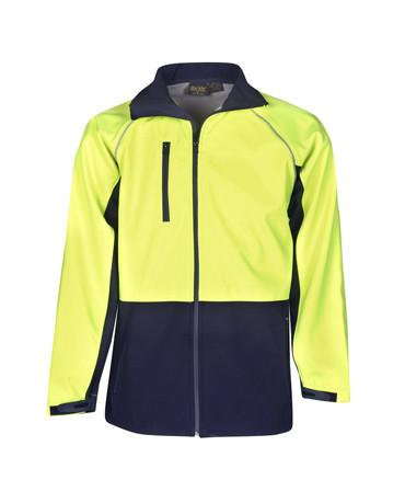 Hi Vis Soft Shell Jacket |  Workwear