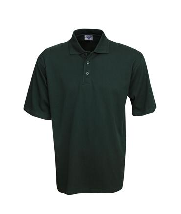 Premium Pre-Shrunk Cotton Polo Shirt