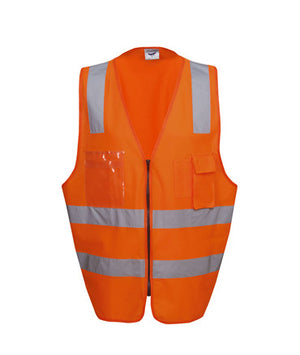 Hi Vis Executive Day Night Vest | Workwear