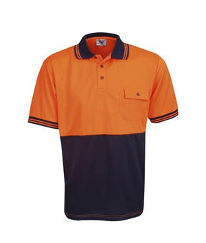 Hi Vis Cooldry Polo Shirt