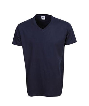 V Neck Soft-Feel T-Shirt