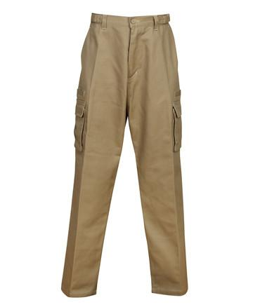 Heavy Drill Cargo Trousers | Workwear