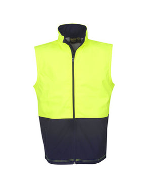 Hi Vis Soft Shell Vest | Workwear