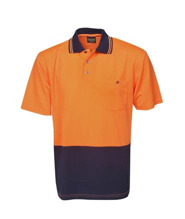 Hi Vis Light Weight Cooldry Polo | Workwear