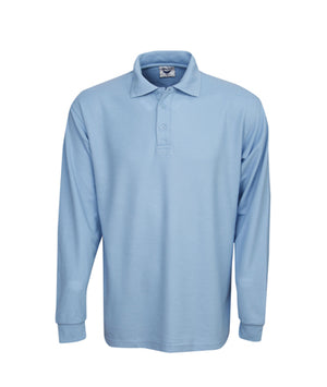 Kids Premium Long Sleeve Polo | Sportswear