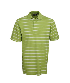 Striped Pique Polo | Menswear