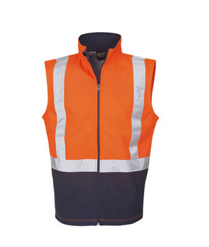 Hi Vis Day Night Soft Shell Vest | Workwear