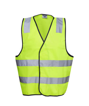 Hi Vis Day Night Safety Vest | Workwear
