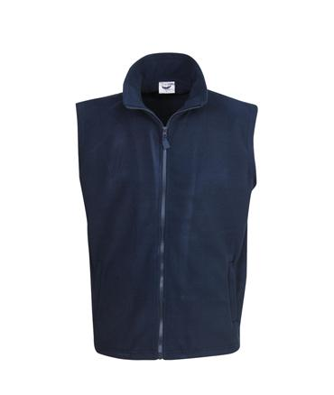 Polar Fleece Vest | Workwear