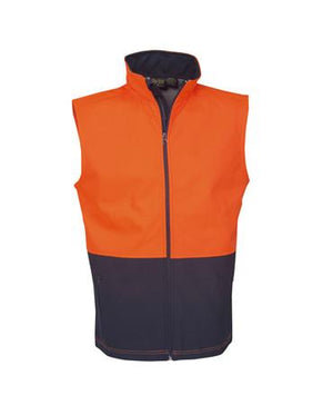 Hi Vis Day Use Soft Shell Vest