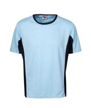 Cooldry Contrast Panel T-Shirt