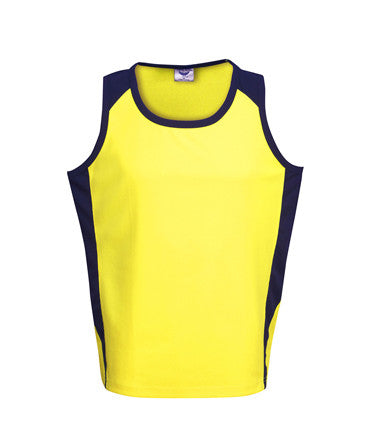 Hi Vis Cool Dry Action Singlet | Workwear