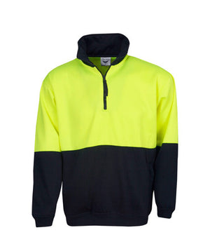 Hi Vis Fleecy Jumper | Workwear