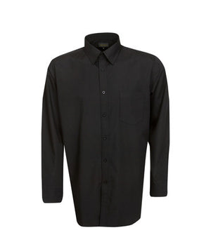 L/S Poplin Business Shirt