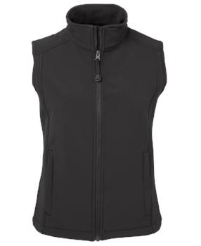 Womens Layer Soft Shell Vest | Workwear