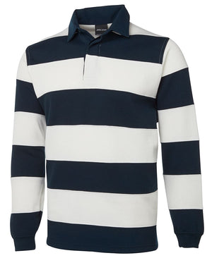 Striped Mens Rugby