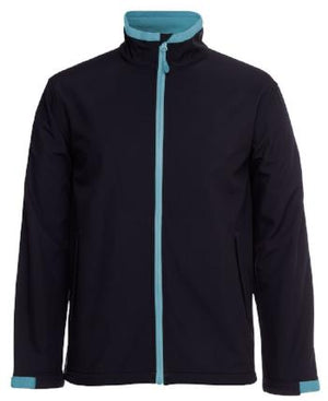 Mens Podium Water Resistant Softshell Jacket