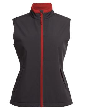 Womens Water Resistant Softshell Vest