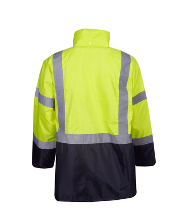 Hi Vis Day Night Rain Jacket | Workwear