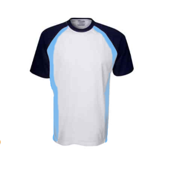 Clearance 3 Tone Raglan (Includes Back Print)