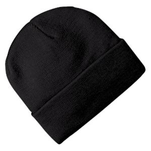 4229 100% Acrylic Beanie in Black