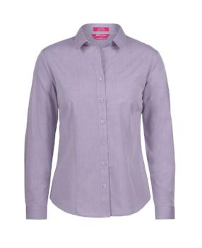 Womens Classic Long Sleeve Chambray Shirt | Corporate Wear