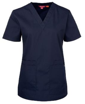 Womens Scrubs Top