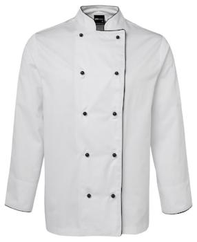 Long Sleeve Unisex Chefs Jacket | Hospitality