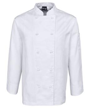 Vented Chefs Long Sleeve Jacket | Hospitality
