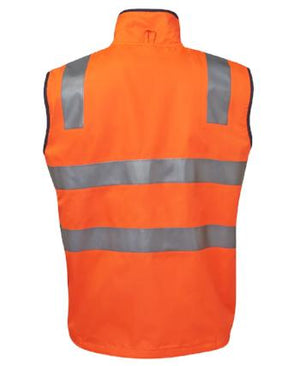 Hi Vis Day Night Reversible Vest | Workwear