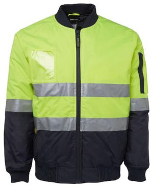 Hi Vis Day Night Flying Jacket | Workwear
