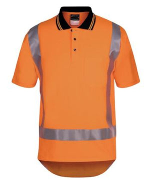 Hi Vis Day Night Tail Polo | Workwear