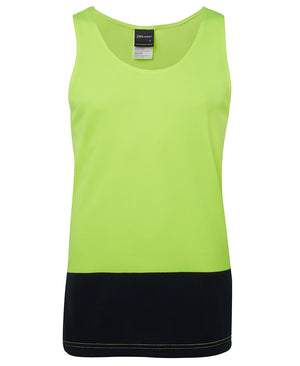 Hi Vis Traditional Singlet | Workwear