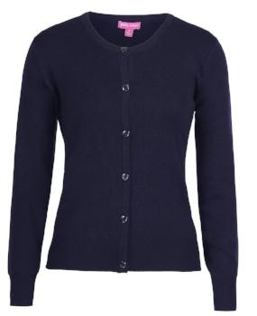 Womens Crew Neck Corporate Cardigan | Corporate Wear