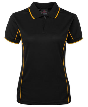 Ladies Piping Polo