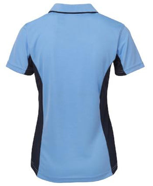 Womens Contrast Polo | Sports Clothing