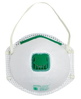 Blister P2 Respirator With Valve (3 Pack) | PPE